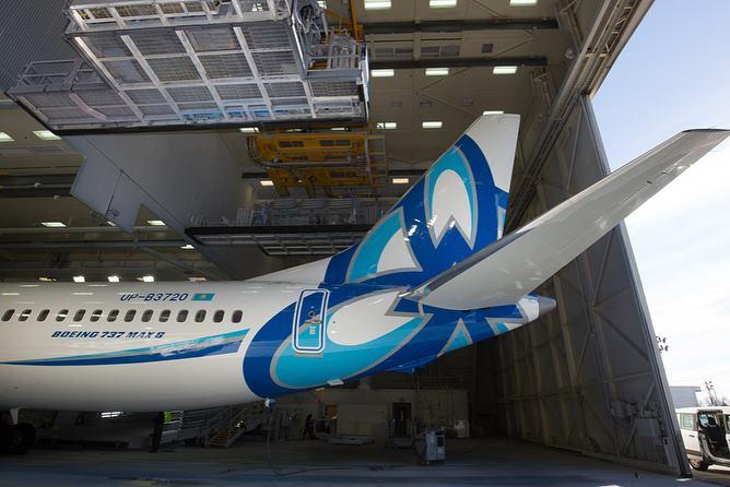 Boeing 737 MAX 8 для авиакомпании SCAT 3.jpg