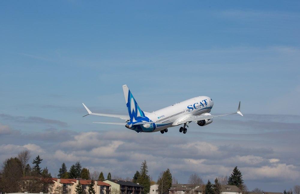 Boeing-737 MAX 8 авиакомпании SCAT (8).jpg