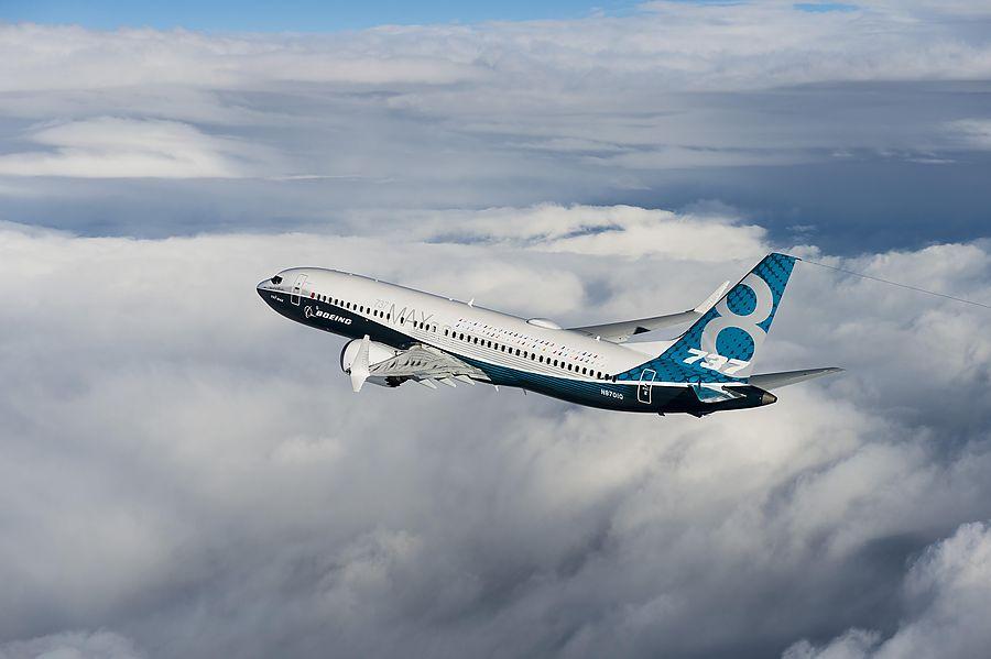 АЗАЛ Boeing 737 MAX-8