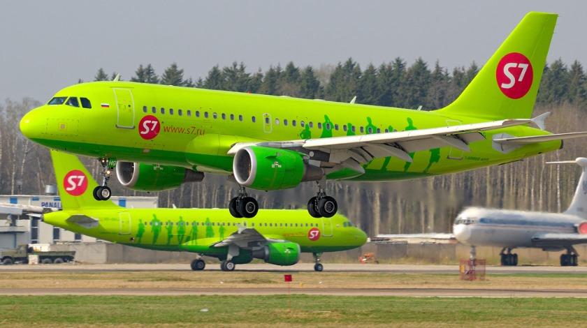 S7Airlines Новосибирск - Батуми