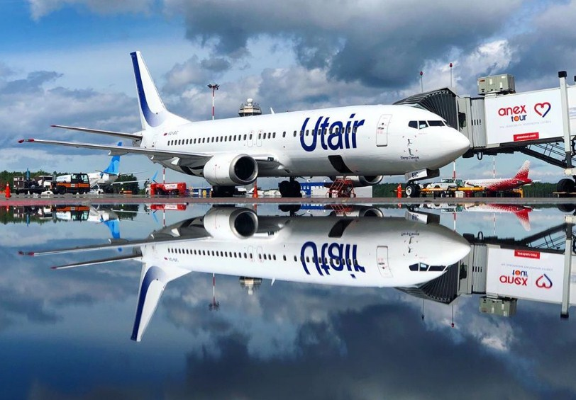 Utair потребовалась перезагрузка в аэропорту Красноярска