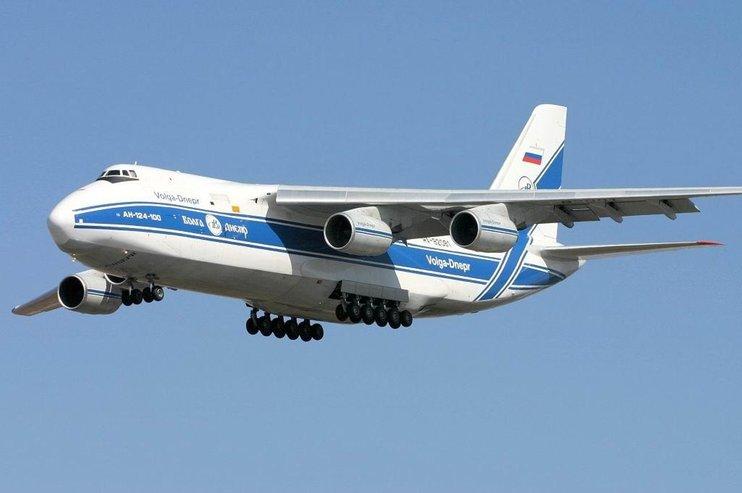 Украинский суд арестовал пять Русланов российской авиакомпании