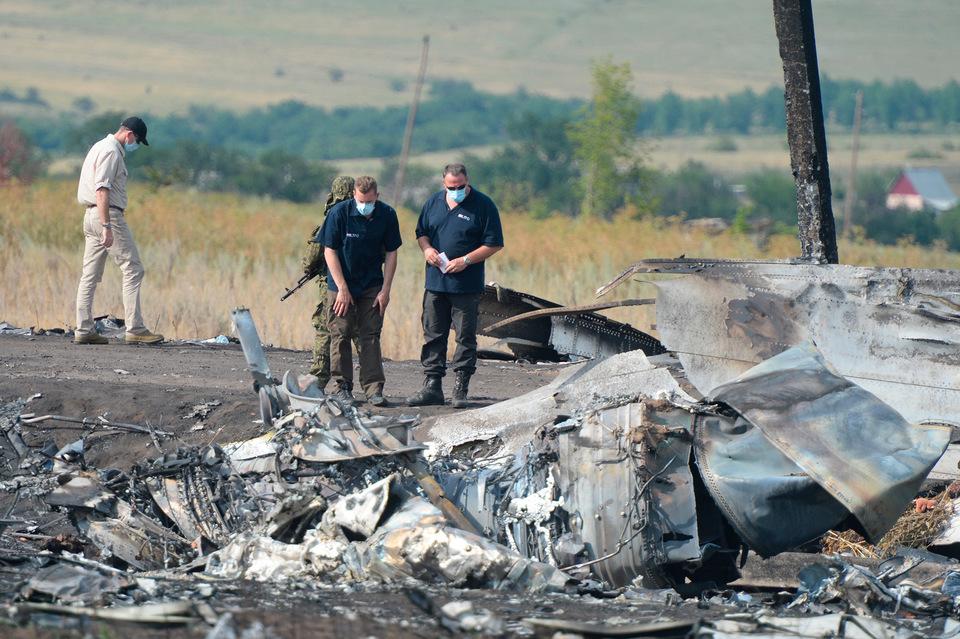 Международное следствие 19 июня назовет имена виновных в крушении MH17