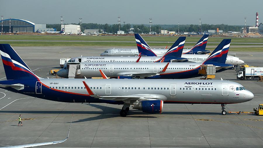 Аэрофлот признали лучшей авиакомпанией Восточной Европы