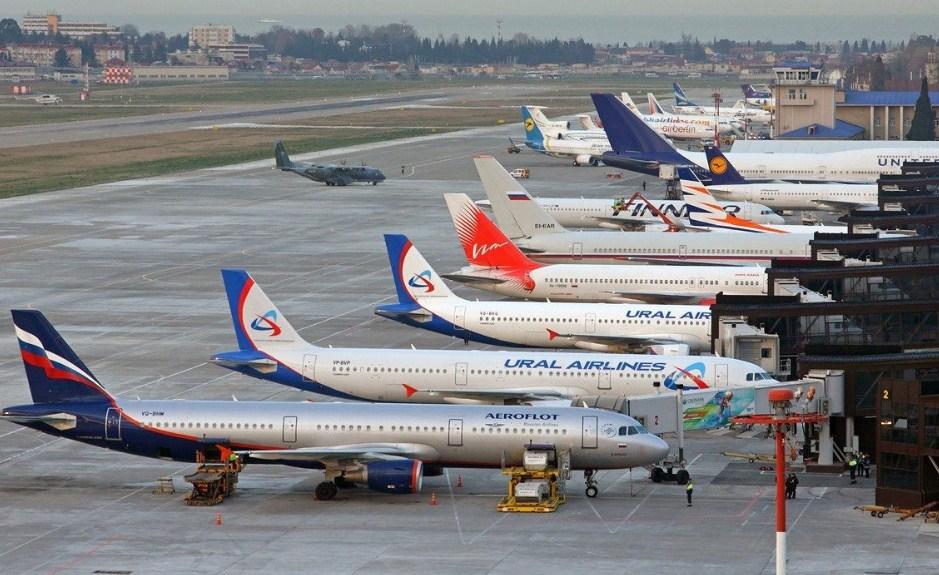 Убыток российских авиакомпаний