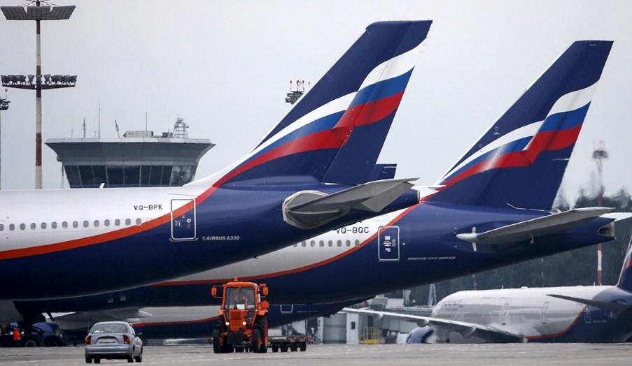 Закрытие авиасообщения между Россией и Грузией
