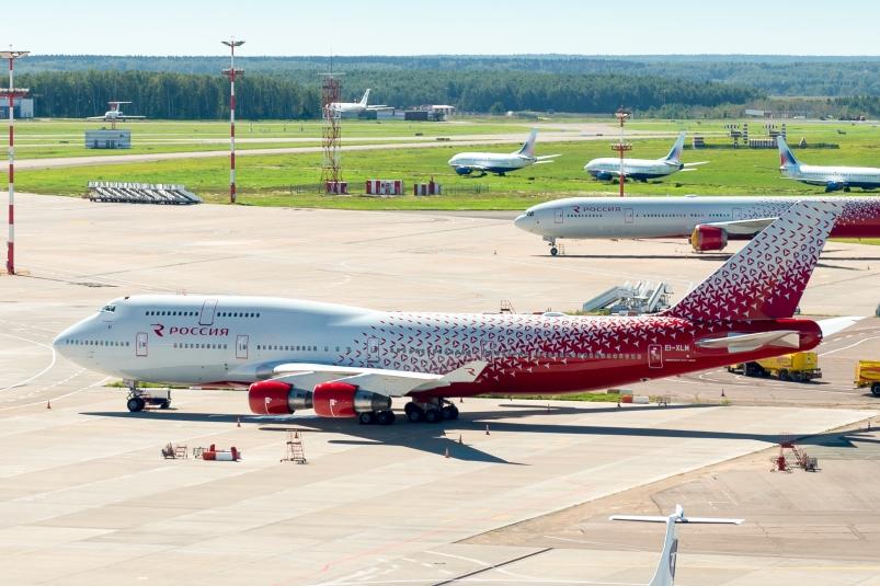 """Авиакомпания """"Россия"""" возобновила прямые рейсы на Шри-Ланку"""