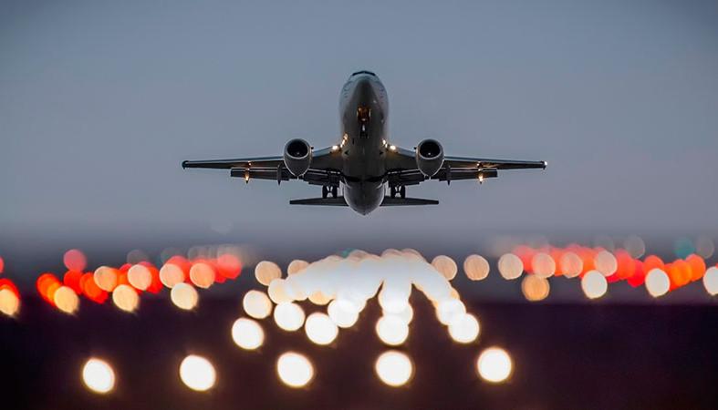 Запрет на авиасообщение между Россией и Грузией