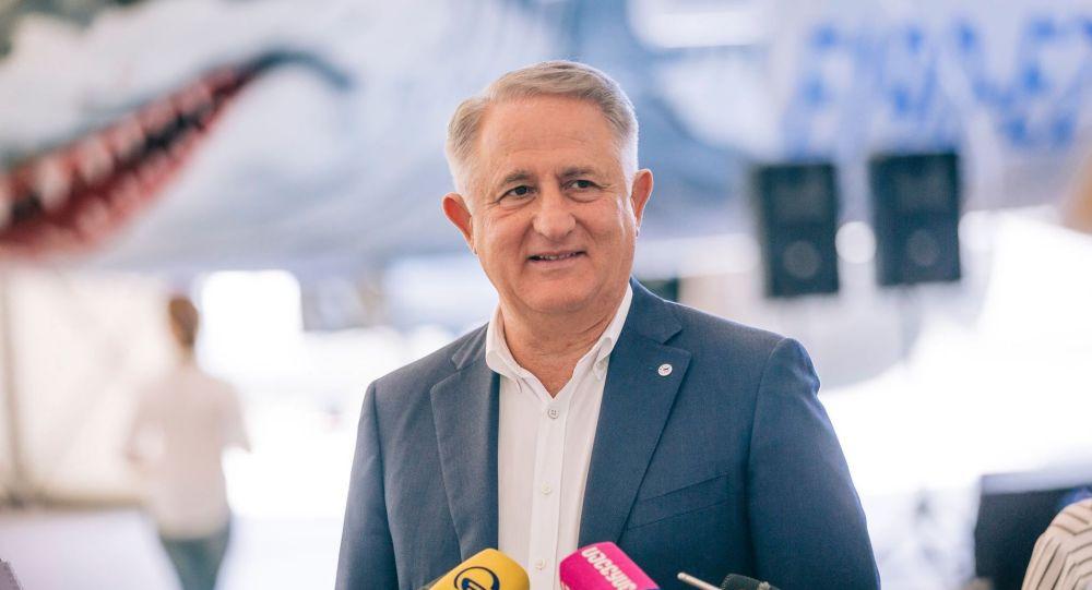 Глава Georgian Airways