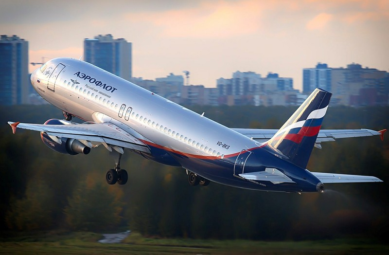 Авиакомпании РФ увеличили перевозки