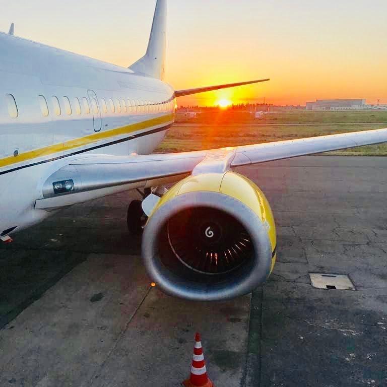 """Авиакомпания """"Sunkar Air"""""""