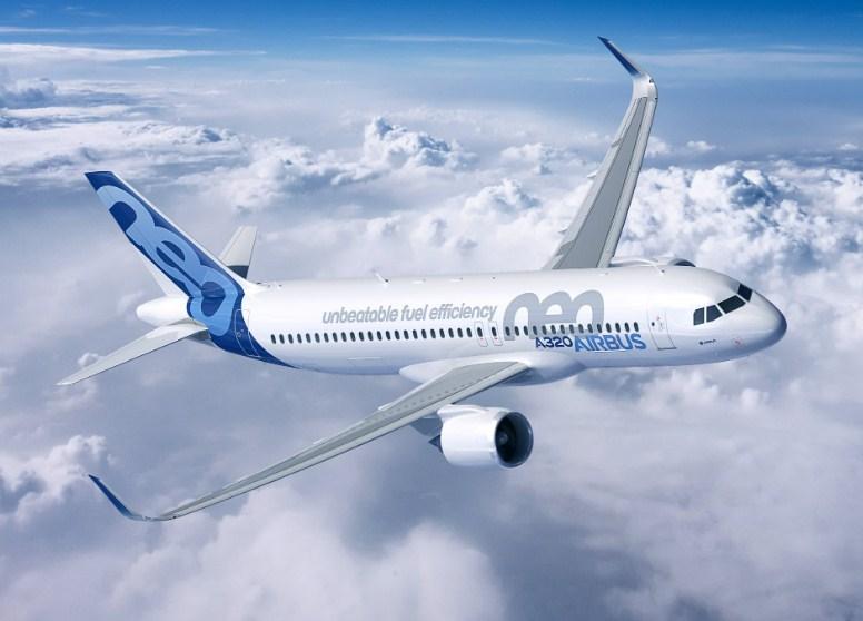 """""""Аэрофлот"""" закажет еще шесть Airbus A320neo"""