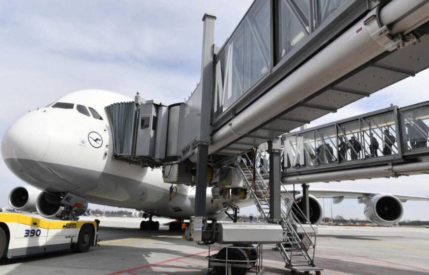 Lufthansa протестировала самый быстрый способ посадки в самоле