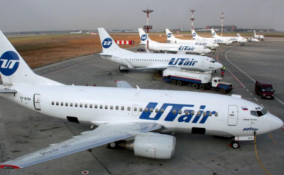 Проблемы уавиакомпании UTair