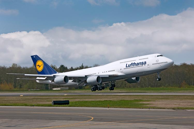 Lufthansa возобновила полеты в Каир