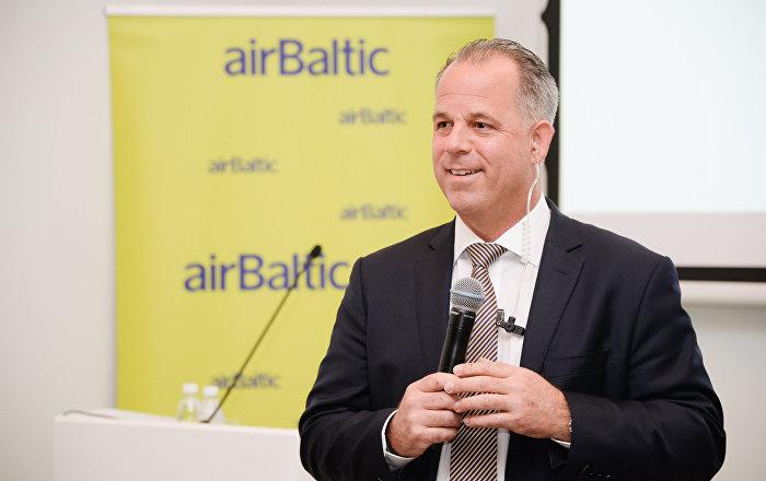 AirBaltic берет в долг 200 млн евро