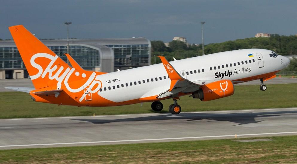 SkyUp осенью запускает еще три новых внутренних рейсы