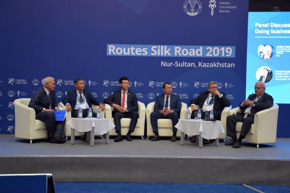 SCAT приняла участие в Международном форуме по развитию авиамаршрутов «Routes Silk Road 2019»