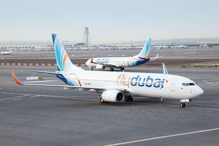 Flydubai в декабре запустит рейсы в провинцию Краби и город Янгон