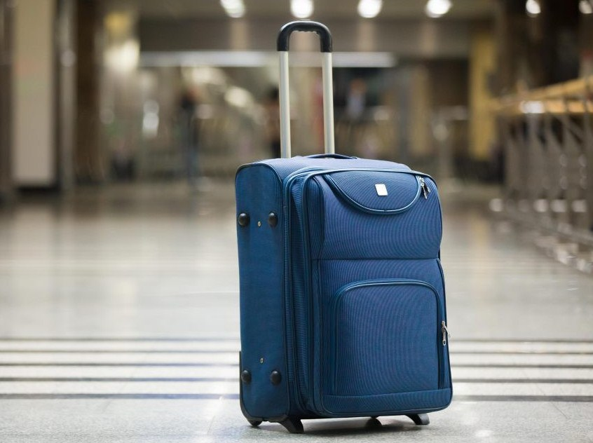 Утерян чемодан за границей