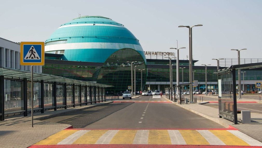 Когда могут изменить код аэропорта Нур-Султана