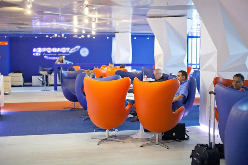 «Аэрофлот» ограничит пассажирам с золотыми картами доступ в бизнес-залы