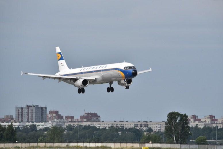 Вылетевший в Мюнхен самолет Lufthansa вернулся в Петербург