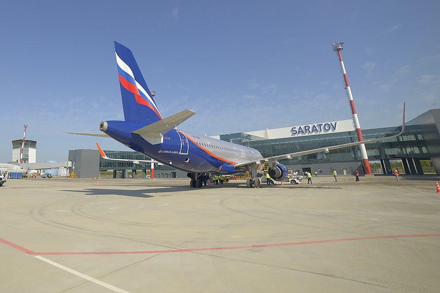"""""""Аэрофлот"""" перевел свои саратовские рейсы в новый аэропорт Гагарин"""