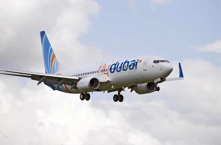 Самолет Flydubai вернулся в аэропорт Ташкента из-за поломки