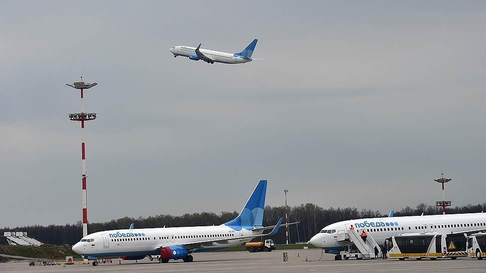 """""""Победа"""" в 2020г откроет несколько рейсов из Шереметьево для код-шеринга с Аэрофлотом"""