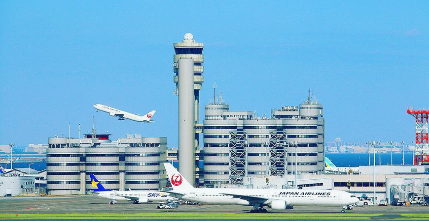 Токийский аэропорт Ханэда начнет принимать рейсы российских авиакомпаний в 2020 году