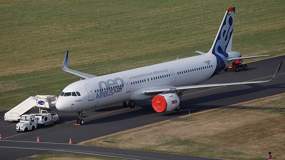 Уральские авиалинии A321neo
