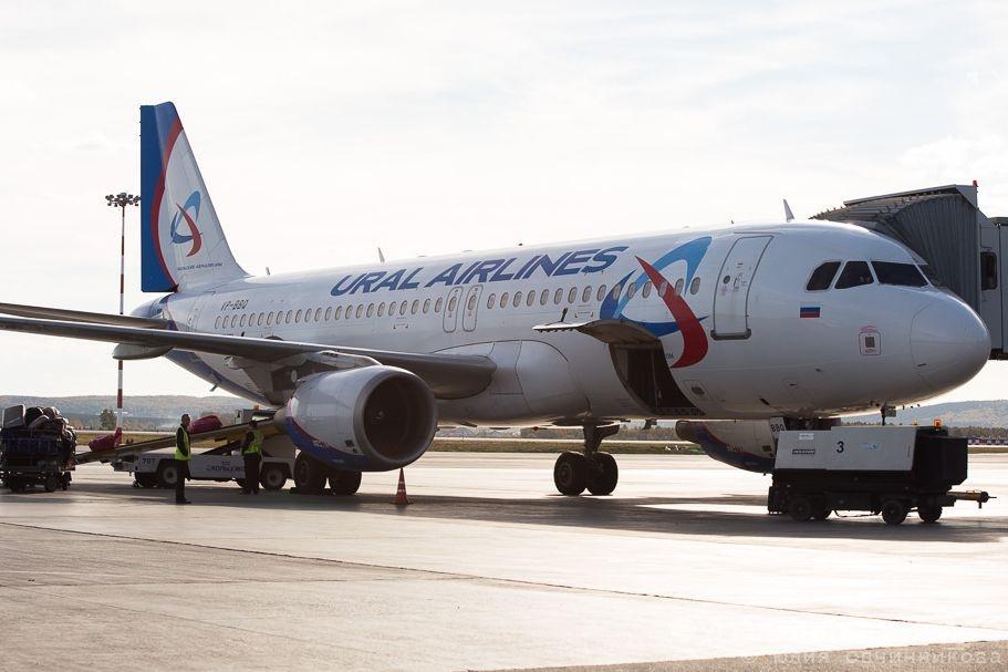 Пассажиры взбунтовались Уральскими авиалиниями
