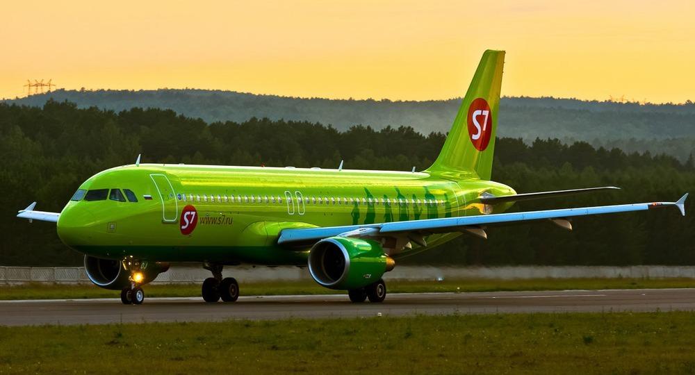 Авиакомпания S7 стала одной из худших в мировом топ-100